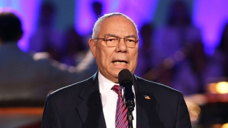 Colin Powell Calls Trump A 'National Disgrace' And 'International Pariah' In Leaked Private Emails