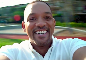 Will Smith talks to inanimate objects in 'Collateral Beauty'