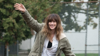 'Colossal' Is Anne Hathaway Channeling Godzilla And It's Great