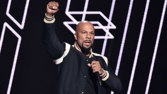 Common Enlists Stevie Wonder, Chuck D And More For His BLM Anthem, 'Black America Again'