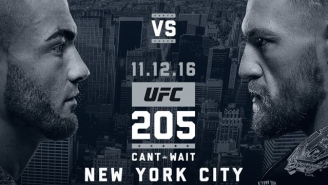 The Internet Was Blown Away By The Announcement Of Conor McGregor Vs. Eddie Alvarez At UFC 205