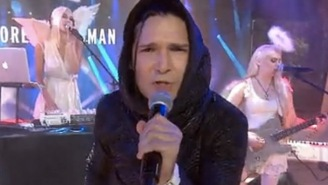 Corey Feldman Claims That People Are Trying To Kill Him Over His Hollywood Pedophilia Documentary