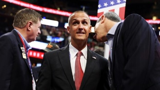 Loyal MAGA Stooge Corey Lewandowski Has Reportedly Finally Been Exiled By Trump For Being A Total Creep