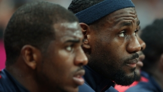 LeBron James And Chris Paul Were Served Subpoenas In The Lawsuit Against The NBAPA