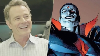 Bryan Cranston Continues Teasing What Might've Been With His Desires To Play Mr. Sinister