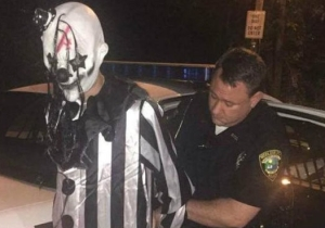 Another 'Lurking Clown' Has Been Arrested In Kentucky, Forcing Police To Address Possible Copycats