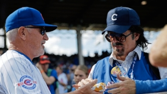 Stephen Colbert Is The Latest To Go Undercover At Wrigley Field As A Hot Dog Vendor