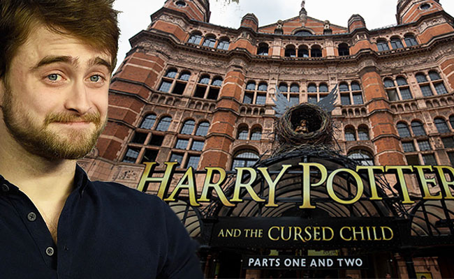 Daniel Radcliffe Is Fine With Another Actor Playing Harry Potter