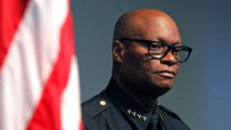 Dallas Police Chief David Brown Unexpectedly Announces His Retirement After 33 Years On The Force