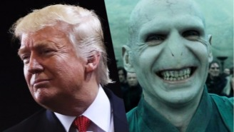 Daniel Radcliffe Sorta Kinda Suggests Donald Trump Isn't Quite As Evil As Voldemort