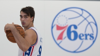 New Sixers Forward Dario Saric Answers An Age-Old Question: Is A Hot Dog A Sandwich?