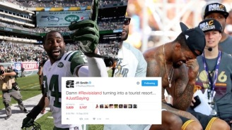 Darrelle Revis Did Not Respond Well To J.R. Smith's Jab On Twitter