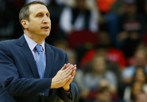 David Blatt's Final Parting Gift From The Cavaliers Is Apparently A Championship Ring