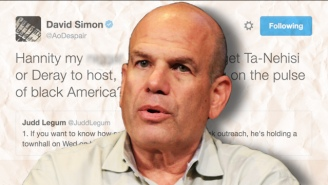 An Open Letter To David Simon About His Foolish N-Word Tweet