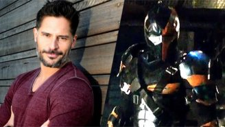 Zack Snyder Hints At Deathstroke's Role In 'Justice League'