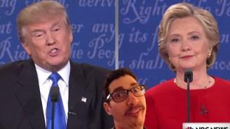 Frotcast 309: Dissecting The Presidential Debate; Matt Lieb's Anti-Semitic Bumble Girlfriend
