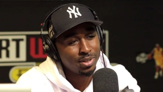 Demetrius Shipp Jr. Wants You To Know He His Portrayal Of Tupac In 'All Eyez' Biopic Is Going To Be A Hit