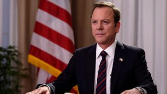 Review: Kiefer Sutherland battles terrorists (again) in 'Designated Survivor'