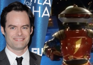Bill Hader Joins The 'Power Rangers' Reboot As A Mighty Morphin' Favorite