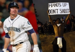 A Back-Up MLB Catcher Took To Twitter To Call Black Lives Matter Protesters 'Animals'