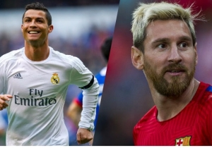 Cristiano Ronaldo And Lionel Messi Lead The Way In 'FIFA 17's Player Ratings