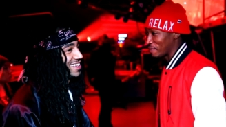Future Praises DJ Esco's Meteoric Rise In Their 'Married To The Game' Video