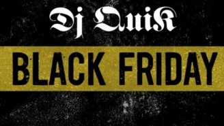 DJ Quik Confronts Police Brutality On The Super Soulful 'Black Friday'