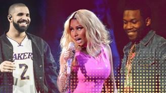 Beanie Sigel Believes Meek Mill Dissed Drake Because Of Nicki Minaj