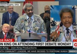 Don King Defends Using The N-Word At A Trump Event: It's 'The Vernacular Of The Street'