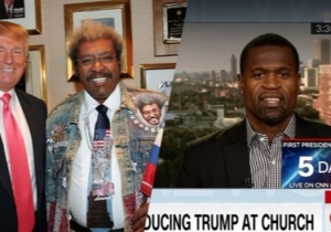 Stephen Jackson Eviscerated Don King For Using A Racial Slur At A Donald Trump Event