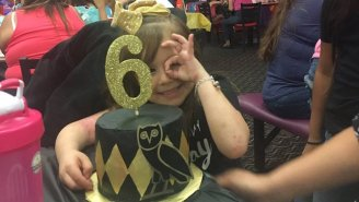 This Mom Of The Year Threw Her 6 Year Old A Drake-Themed Birthday Party