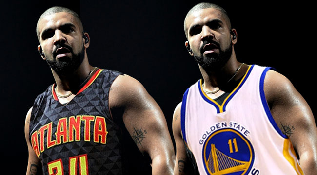 check out 46238 70ba0 The Proper Jersey For Drake To Rock When He's In Each NBA City