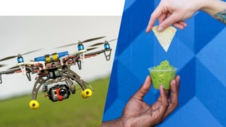 Be Very Excited, Burrito Drones Are Coming