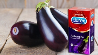 Durex Announced Eggplant Flavored Condoms, And People Lost Their Dang Minds