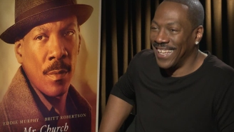Watch Eddie Murphy sing the disco song that was a hit at his prom