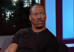 Eddie Murphy Does A Pitch Perfect Tracy Morgan Impression On 'Jimmy Kimmel Live'