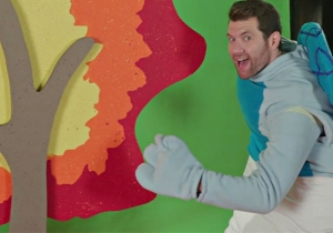 Billy Eichner's Role In 'Hairspray Live!' Cements His Place In The Comedy World