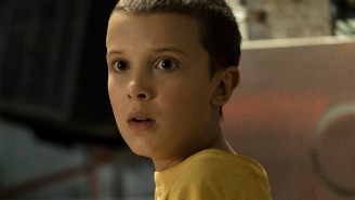 An obsessive 'Stranger Things' viewer has broken down every word Eleven said