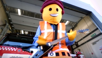 The 'Everything Is Awesome' Metal Cover Is Another That Probably Shouldn't Have Happened