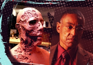 The Story Behind Gus Fring's Stunningly Explosive Moment On 'Breaking Bad'