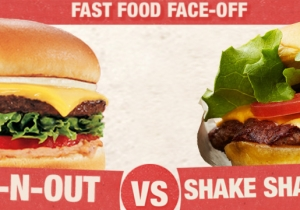 Picking The Cheeseburger Champ Between In-N-Out And Shake Shack