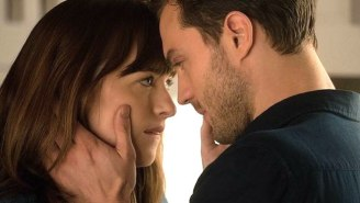 The Steamy 'Fifty Shades Darker' Trailer Wants You To Forget The Past