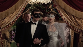 'Fifty Shades Darker' Spanks 'The Force Awakens' To Score The Most Trailer Views In A Single Day
