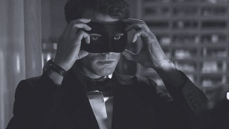 'Fifty Shades Darker' teaser offers up… a tease?