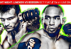 UFC Fight Night 96 Predictions And Live Discussion: Dodson Vs. Lineker