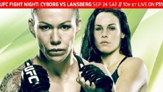 UFC Fight Night 95 Predictions: The Cyborg And The Elbow Princess