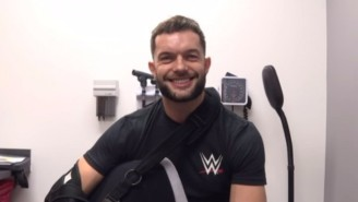 Finn Balor Gave An Update On His Shoulder, And When He Hopes To Return To WWE