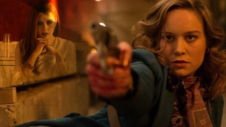 New Brie Larson And Amy Adams Movies Hit TIFF With 'Nocturnal Animals' And 'Free Fire'