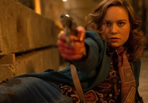 'Free Fire' is Brie Larson in a 90 minute warehouse shootout – pretty awesome