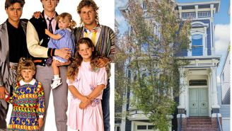 'Full House' now available for rent, Tanners not included
